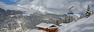 Winter activities in Davos, winter holidays in Switzerland