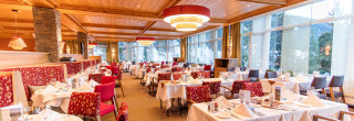 Alpine cuisine and swiss specialties in Davos